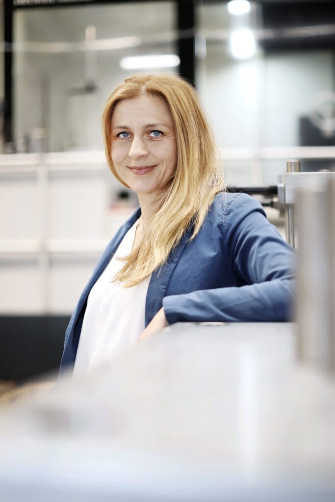 Marina Stojmenovski Fachfrau Human Resources