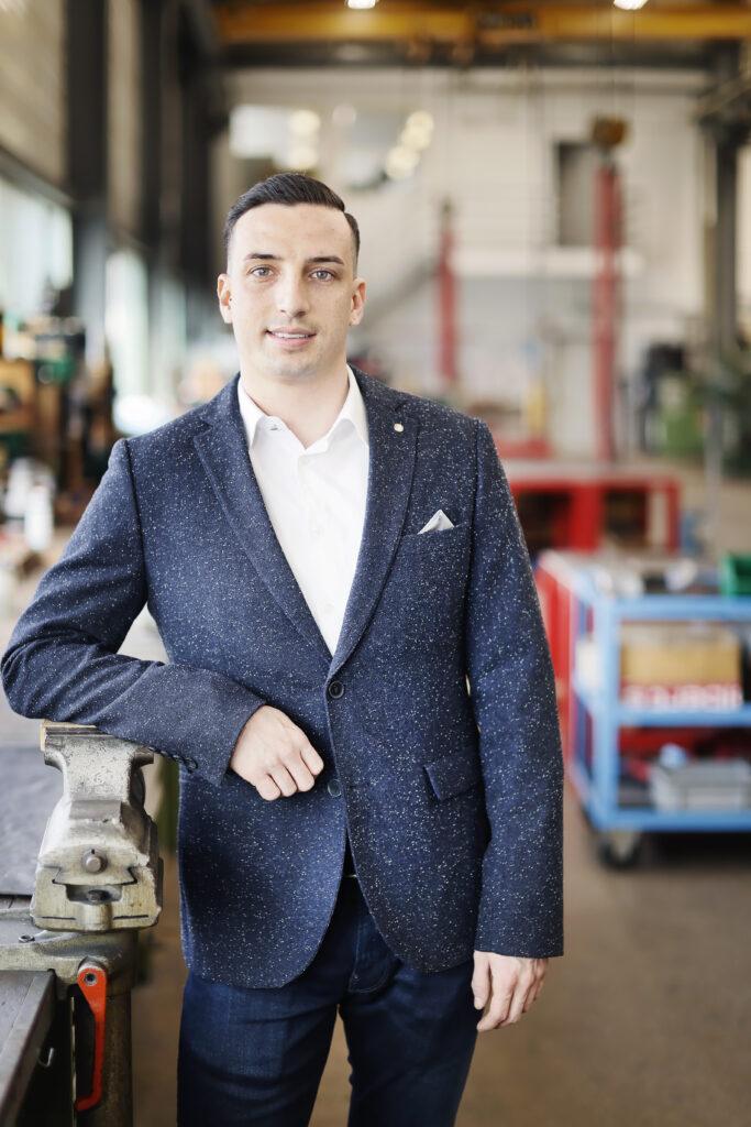 Fabio Durour Technischer Einkauf