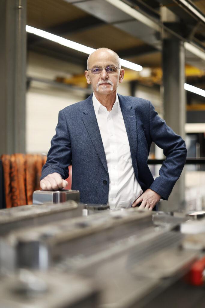 Gerd Bassler Projektleiter